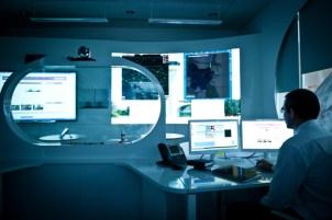 Using multiple screens in SPACE